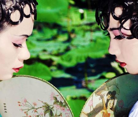 Bai Suzhen & Xiaoqing